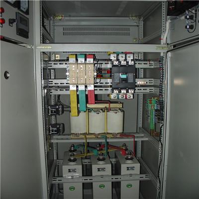 中频炉滤波补偿装置